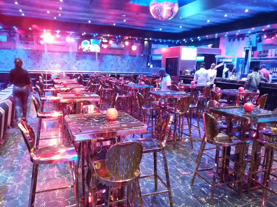 Cool Vip Lounge Carre Club Kinshasa Pdpeps Interior Chair Design Pdpepsorg